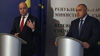 Bulharský premiér Bojko Borisov je pro fanoušky v jeho zemi nejlepším fotbalistou roku.