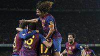 Barcelona válčí s fotbalovým svazem.