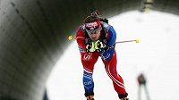 Český biatlonista Michal Šlesingr vyhlíží start sezóny.