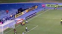 Zpackaná Ronaldinhova akce
