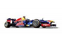Nový vůz stáje F1 Red Bull RB8