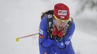 Eva Nývltová potvrdila úspěšný sprinterský výsledek z Tour de ski dalšími body.