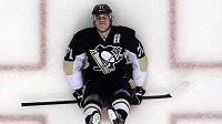 Hokejista Penguins Jevgenij Malkin má na dosah hlavní trofej NHL.