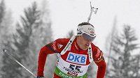 Norský biatlonista Tarjei Bö ovládl desetikilometrový sprint v hochfilzenu.