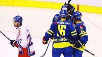 Švédové znají nominaci na domácí turnaj Euro Hockey Tour.
