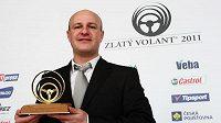 Tomáš Enge získal Zlatý volant už podvanácté.