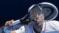 Novak Djokovič bez problémů proklouzl do třetího kola Australian Open.