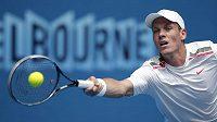 Tomáš Berdych zatím postupuje na Australian Open suverénně.