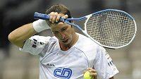 Radek Štěpánek se vrací do boje o Davis Cup.