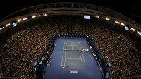Hlavní kurt na Australian Open