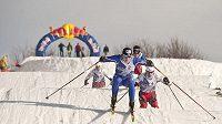 V sobotu se v Deštném v Orlických horách uskuteční v pořadí třetí závod Red Bull Nordix v České republice.