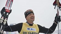 Český běžec na lyžích Stanislav Řezáč - archivní foto.