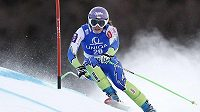 Slovinská lyžařka Tina Mazeová možná porušila pravidla FIS.