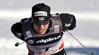 Švýcarský lyžař Dario Cologna