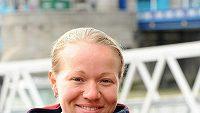 Ruská běžkyně Inga Abitovová