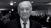 Bývalý šéf slovenského fotbalu Milan Služanič na archivním snímku.