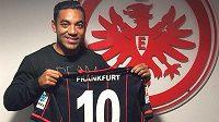 Mexičan Marco Fabián je novou posilou Eintrachtu Frankfurt.