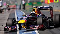 Sebastian Vettel byl v přípravě na Velkou cenu Austrálie v Melbourne nejrychlejší.