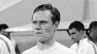 Litevský fotbalista Marius Žaliukas