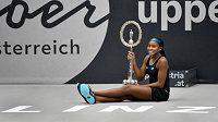 Coco Gauffová je považována za nejtalentovanější tenistku současnosti.