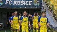 Fotbalisté FC Košice po debaklu s Petržalkou přišli o klubové dresy. Museli je odevzdat naštvaným fanouškům. (ilustrační foto)