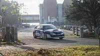 Silné motory burácely na Strahově při Pražském rallyesprintu už po 22. - ilustrační foto.