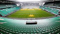 Stade Geoffroy Guichard v Saint-Étienne.