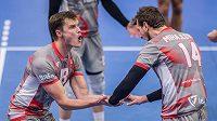 Volejbaloví Lvi Praha si zahrají v nejvyšší soutěži o bronz. Mají ohromnou motivaci.