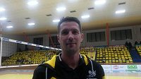 Trenér Karlovarska Jiří Novák