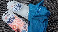 Cool-X Scarf, Cool Towel: Chladivé šátky se mohou stát velkými pomocníky.