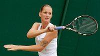 Tenistka Karolína Plíšková se vrátila na jedenácté místo žebříčku WTA.
