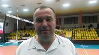 Trenér Milan Fortuník