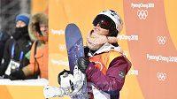 Česká reprezentantka Šárka Pančochová po druhé finálové jízdě ve slopestylu věděla, že je její sen o olympijské medaili pryč.