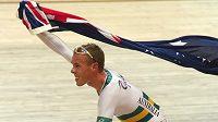 Stephen Wooldridge na archivním snímku z olympiády v Aténách.