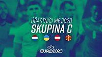 Účastníci ME 2020 – Skupina C