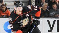 Tým Anaheim Ducks se rozloučil s jednou z největších osobností klubové historie Coreym Perrym.
