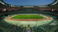 Olympijský stadion v Baku