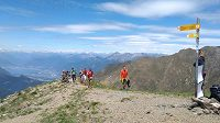 Scenic Trail - o panoramata nebyla nouze.