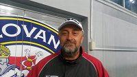 Nový trenér ústeckých hokejistů Tomáš Mareš.