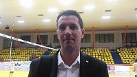 Jiří Novák, nový trenér české volejbalové reprezentace
