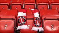 Anglický Charlton Athletic uctil památku svého tragicky zesnulého fanouška. Ten zemřel při útoku teroristů v Londýně.