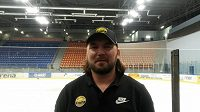 Nový asistent trenéra hokejového Litvínova Jindřich Kotrla.