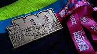 Run Praha-Plzeň: Těžce vydřená medaile.