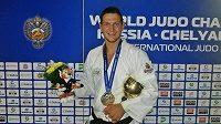 Lukáš Krpálek vybojoval historicky první titul mistra světa pro české judo.