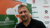 Basketbalový trenér Pavel Beneš.