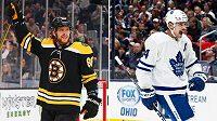 David Pastrňák vs. Auston Matthews. Nebo bude letošním králem střelců NHL někdo úplně jiný?