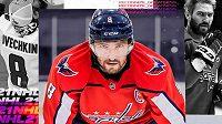 Vyšel nový hokej od společnosti EA, tváří obalu NHL 21 je ruský snajpr Alexander Ovečkin. Zdroj: ea.com