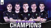 Esportová organizace Entropiq bere titul z turnaje Funspark ULTI 2021: Europe Season 2.