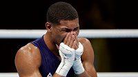 Brazilský boxer Sousa ve finále knokautoval ukrajinského favorita Chyžňaka