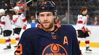 Hokejista Edmontonu Oilers Leon Draisaitl